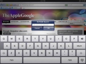 Atomic Web Browser iPad