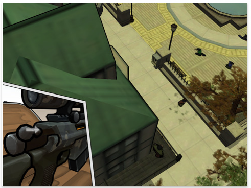Grand Theft Auto Chinatown Wars HD Screenshot