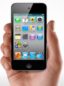 iPod touch 2010