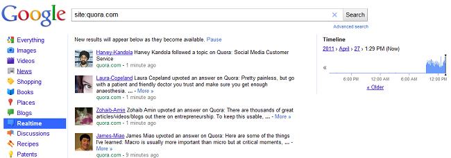 quora google