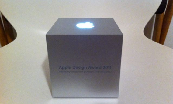 apple design award