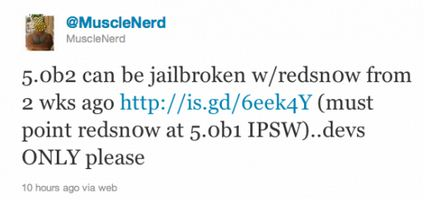 ios5 jailbreak