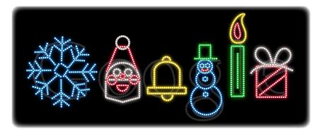 Happy Holidays From Google Doodle