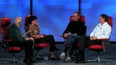 Steve Jobs AllThingsD