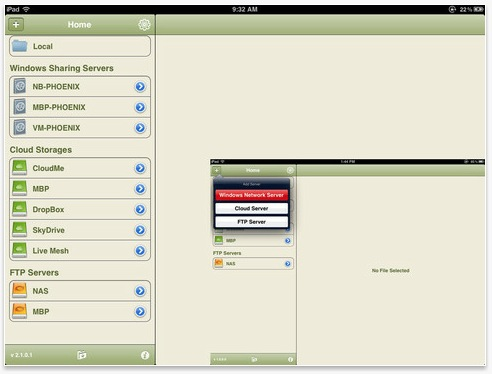 iExplorer HD Is A Multipurpose File Viewer for iPad