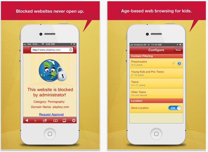 Keep your Children Safe Online With SmyleSafe for iOS - Review
