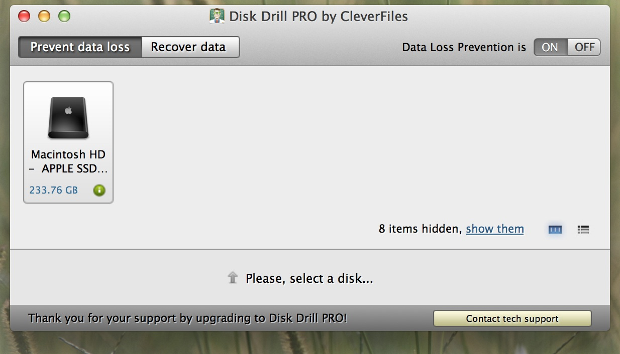 Disk Drill for Mac - Recover Deleted Data Files Instantly