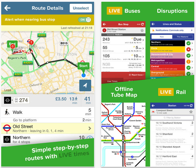 built for london new york and paris citymapper is more than just an app which gets you from point a to point b for a start the top of the screen shows