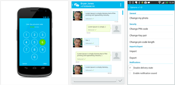 SQURE MESSENGER FORCES SURRENDER OF SMARTPHONE HACKERS, PROTECTS USER PRIVACY