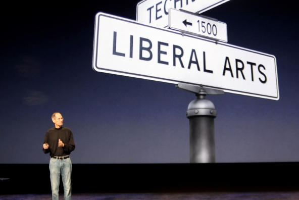 Steve Jobs Intersection