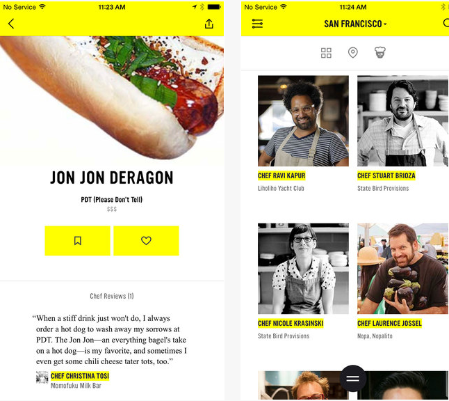 ChefsFeed Screenshot 1