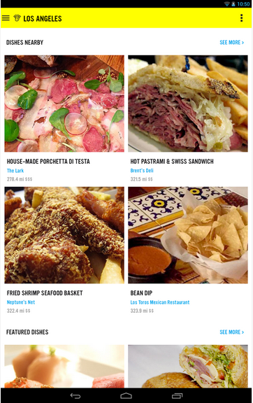 ChefsFeed Screenshot 2