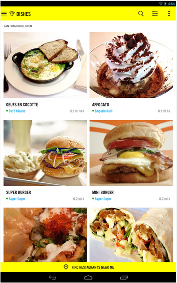 ChefsFeed Screenshot 6