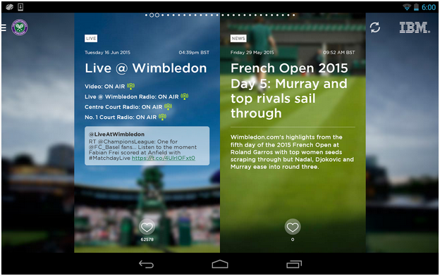 Wimbledon Screenshot5