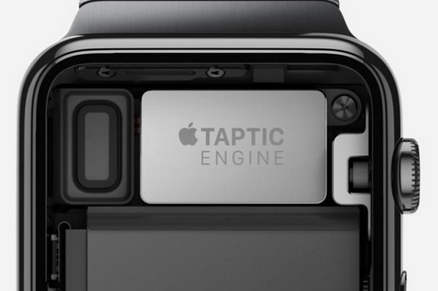 Apple Watch Taptic Feedback