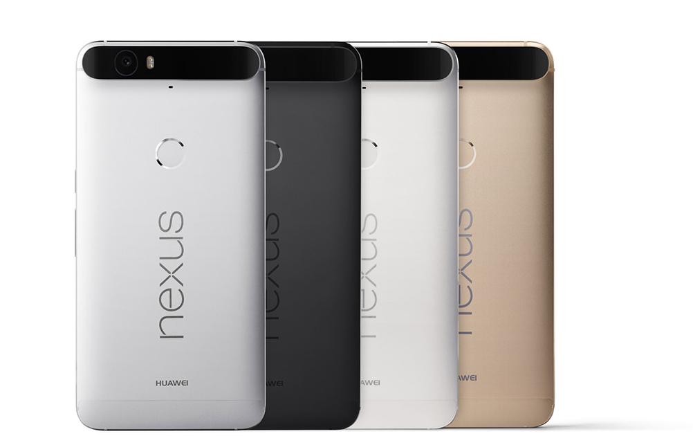 Nexus 6P Phablet