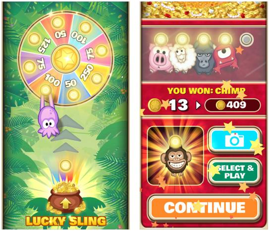 Sling Kong Screenshot1