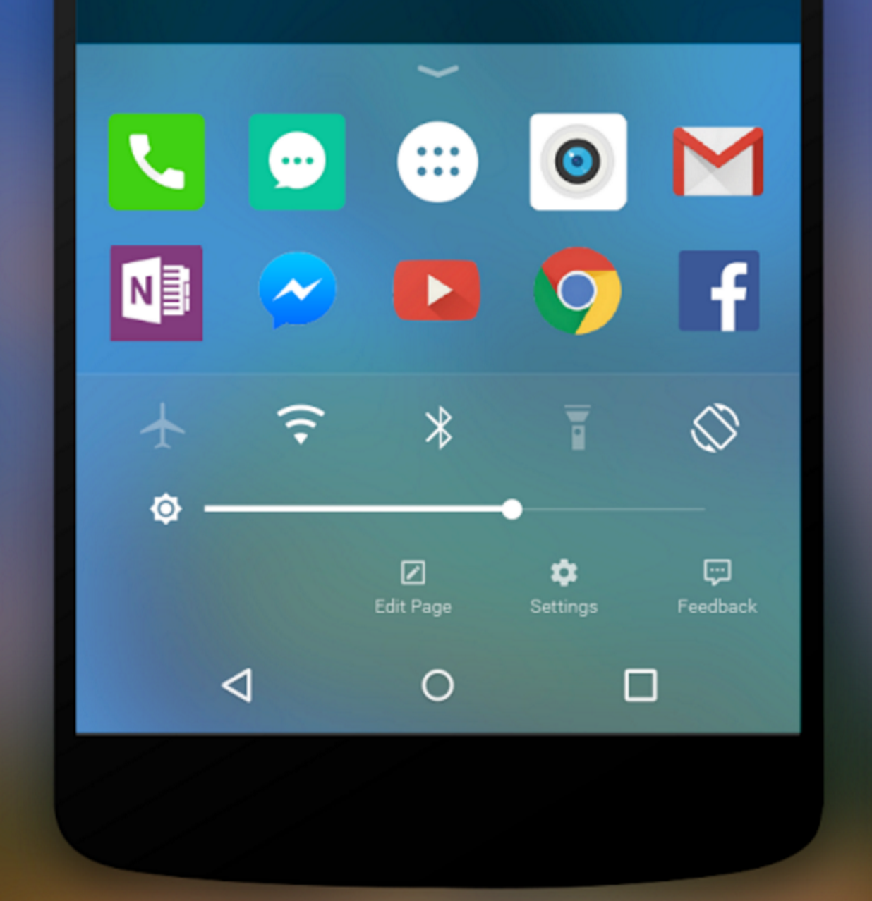Microsoft Arrow Android Launcher