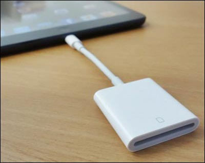 ipad sd karte PhoneStar lightning zu SD Card Reader Adapter mit Kabel [neuer
