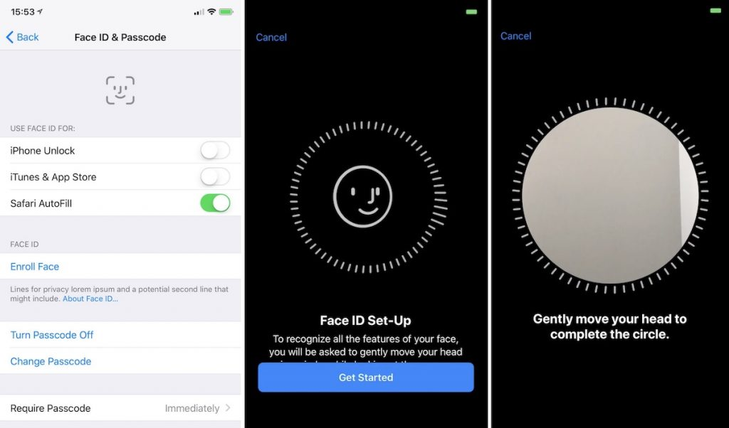 face-id-set-up-ios-11 1