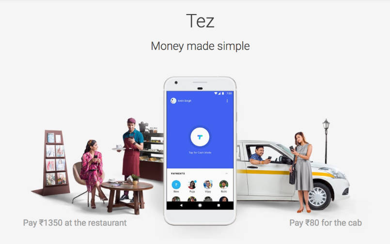 google-tez-app-india-launched 1