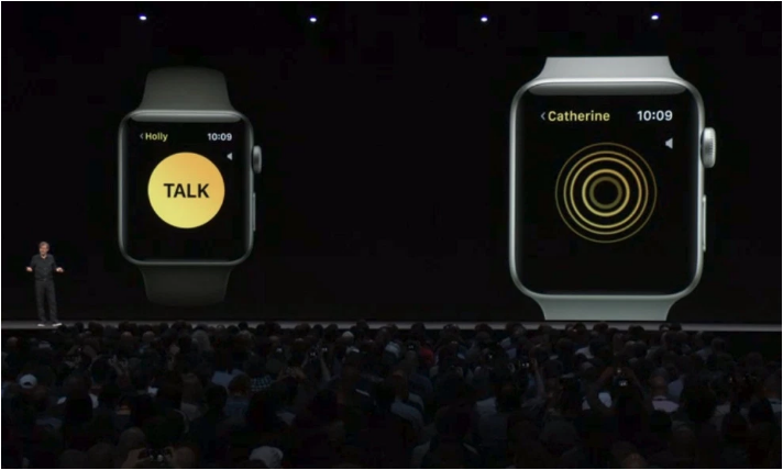 Apple Announces watchOS 5