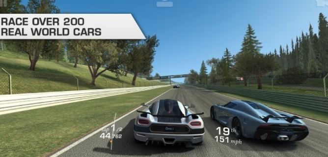 5 Best Racing Games For iPhone XS Max - TheAppleGoogle