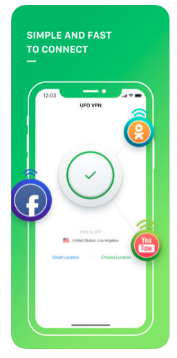 UFO VPN For iOS - The App That Helps You Stay Anonymous On