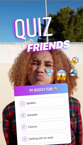 Instagram Users Can Now Use Quiz Sticker In Stories