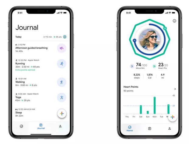 Google Fit App Is Now Available On iOS - TheAppleGoogle