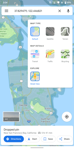 Street View Feature Is Now Available On Google Maps For ... on google maps street view, apple maps street view, online maps street view, nokia maps street view, windows live maps street view, bing maps street view, chrome maps street view,